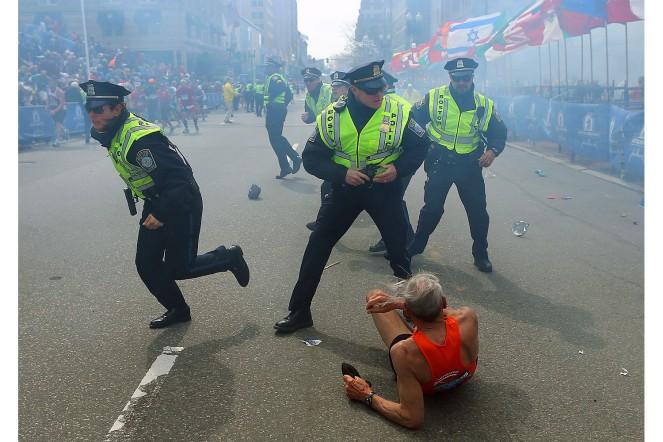 Atentado en la Maratón de Boston